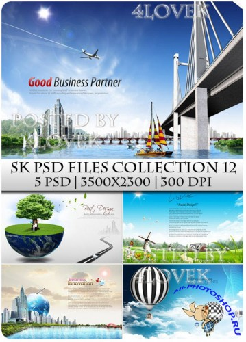 SK PSD files Collection 12