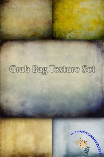 Grab Bag Texture Set