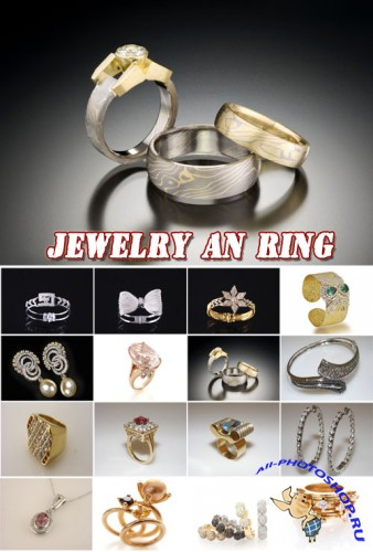 Jewelry and Ring Textures Pack