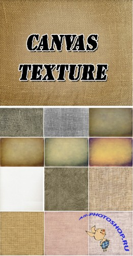 Canvas Textures Collections