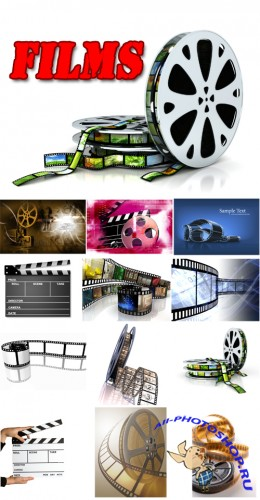 Films - Rastr Cliparts
