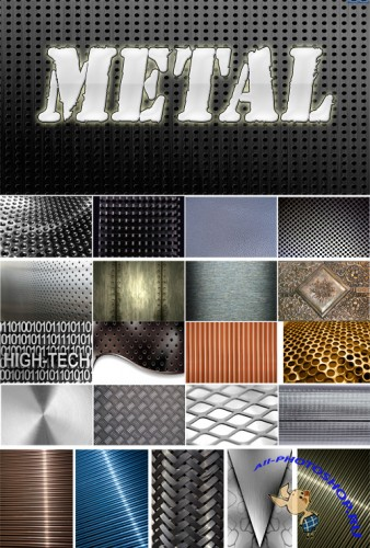 Metal textures Collections