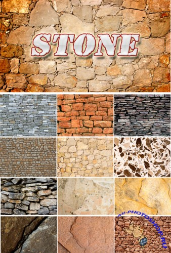 Stone Textures Collections