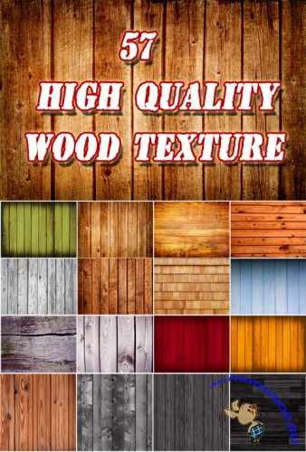 57 Hight Quality Wood Textures