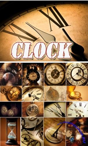 Clock Backgrounds Collections