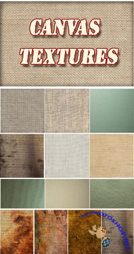 Canvas Textures Collections Vol.2
