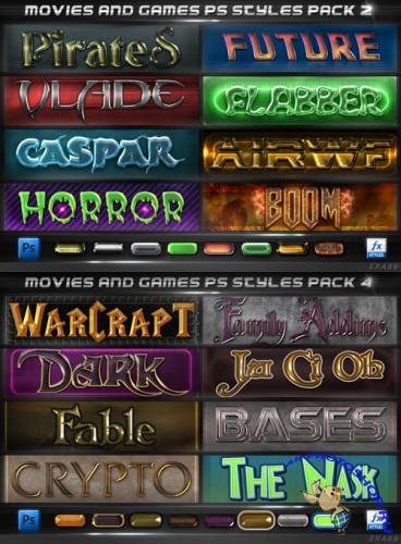 River Movies and Games Styles