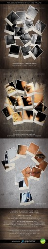 GraphicRiver - Polaroid Presentation Frame
