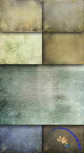 A set of textures