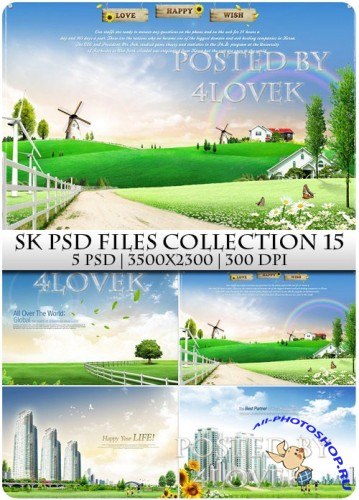 SK PSD files Collection 15