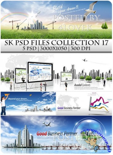 SK PSD files Collection 17