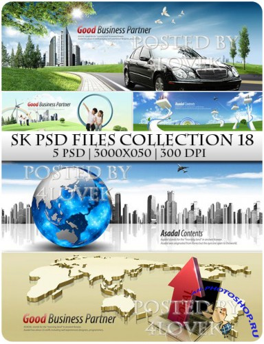 SK PSD files Collection 18