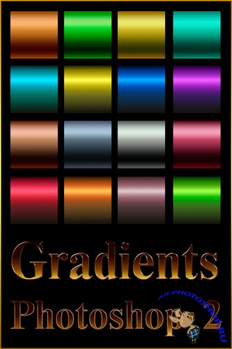 Gradients Photoshop 2