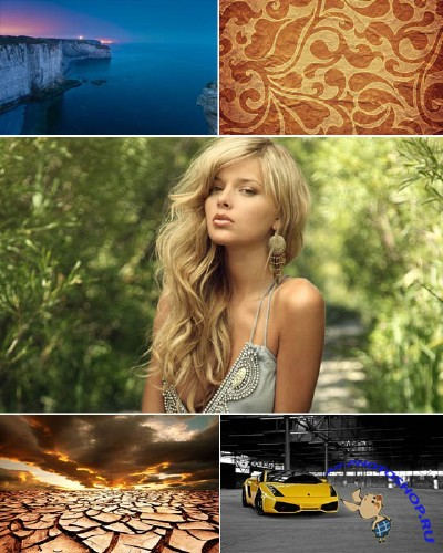 Mixed Wallpapers Pack #58