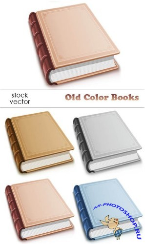 Vectors - Old Color Books