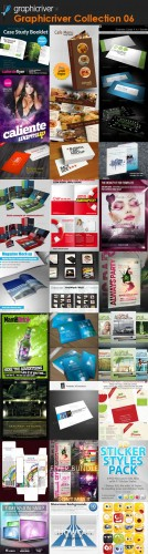 GraphicRiver - Super Collection Design Templates (Pack 6)