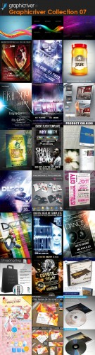GraphicRiver - Super Collection Design Templates (Pack 7)