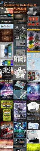 GraphicRiver - Super Collection Design Templates (Pack 8)