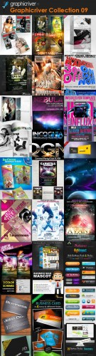 GraphicRiver - Super Collection Design Templates (Pack 9)