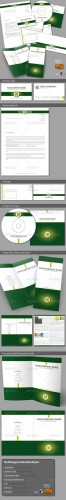 GraphicRiver - Full Corporate Identity Package Illustrator