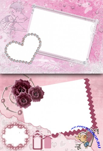 Photo Frame - A mother's love