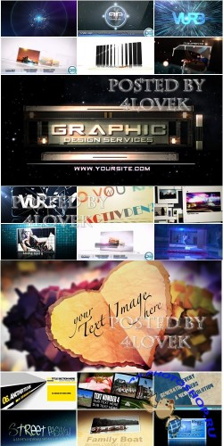 VideoHive Projects Pack 10