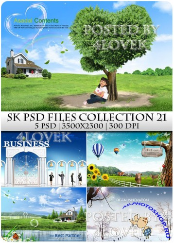 SK PSD files Collection 21