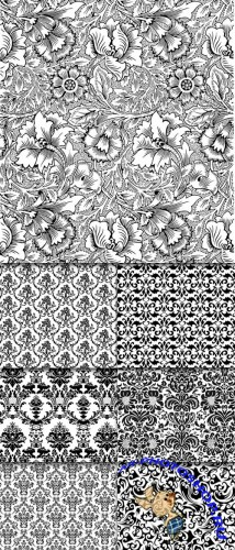 Pattern Vector Backgrounds #1