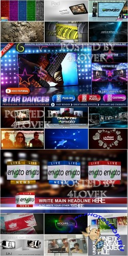 VideoHive Projects Pack 14