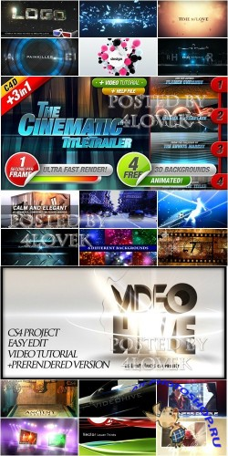 VideoHive Projects Pack 15