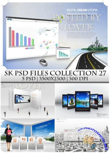 SK PSD files Collection 27