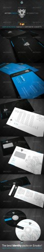GraphicRiver - RW Sophisticated Modern Corporate Identity