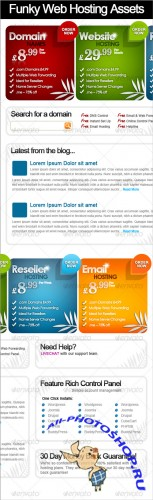 GraphicRiver - Web Pricing Tables / Web Hosting Tables