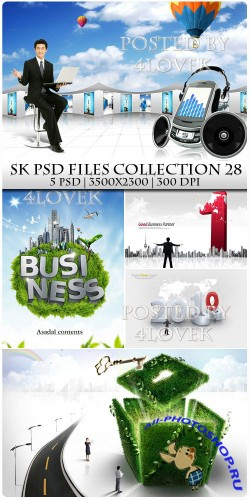 SK PSD files Collection 28