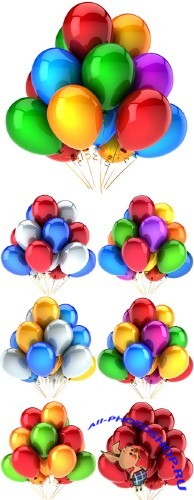 Stock Photo - Festive Balloons