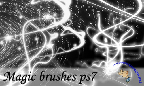 Magic brushes ps7