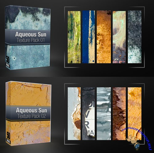 Aqueous Sun Texture Pack Vol.1 & Vol.2
