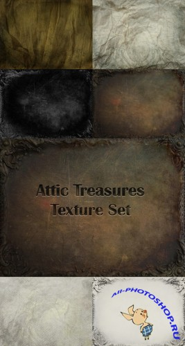 Attic Treasures Texture Set