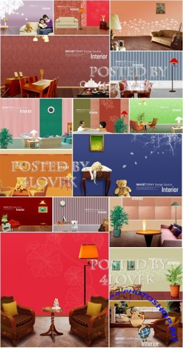 ImageToday Design Source - Interior PSD