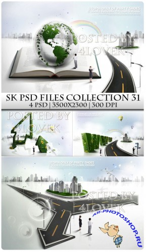 SK PSD files Collection 31