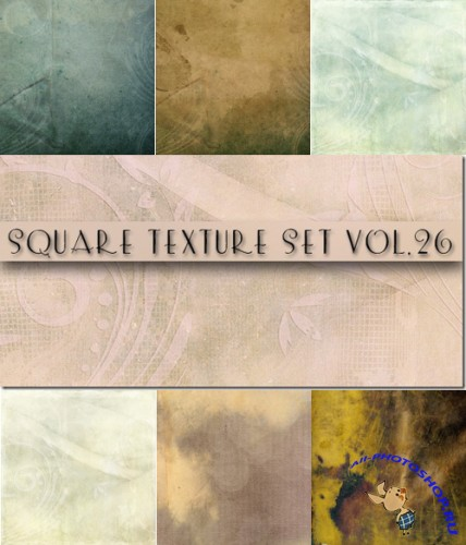 Square Texture Set Vol.26