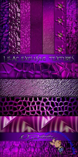 Lilac exclusive textures