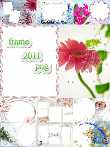 Frame Collection No. 14