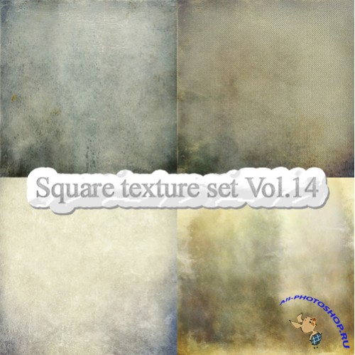 Square Texture Set Vol. 14