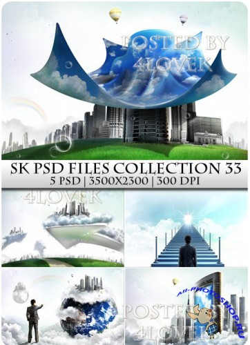 SK PSD files Collection 33