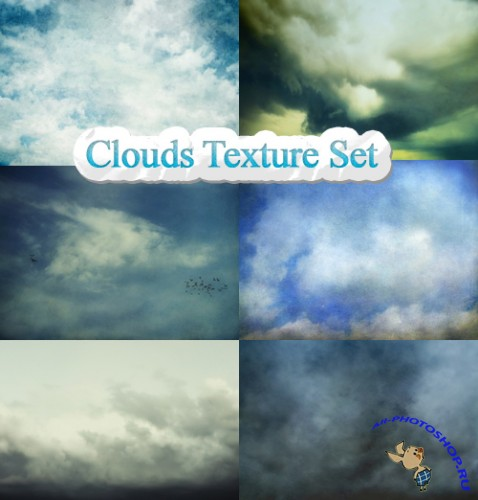 Clouds Texture Set