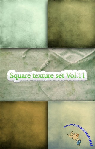 Square Texture Set Vol. 11