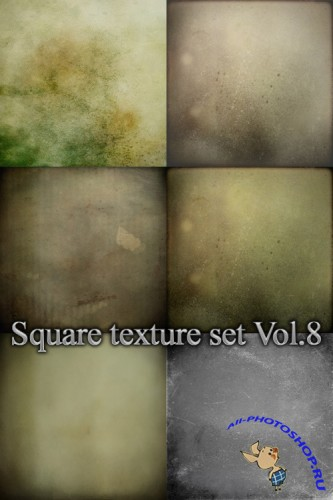 Square Texture Set Vol. 8