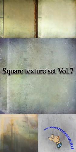 Square Texture Set Vol. 7
