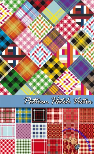 Pattern Hatch Vector